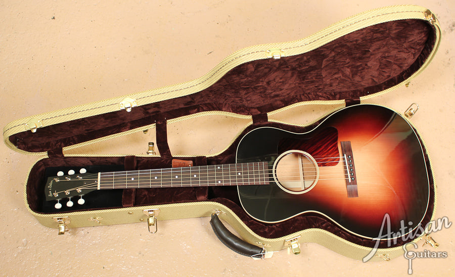 Huss and Dalton Crossroads Red Spruce and Mahogany ID-7588