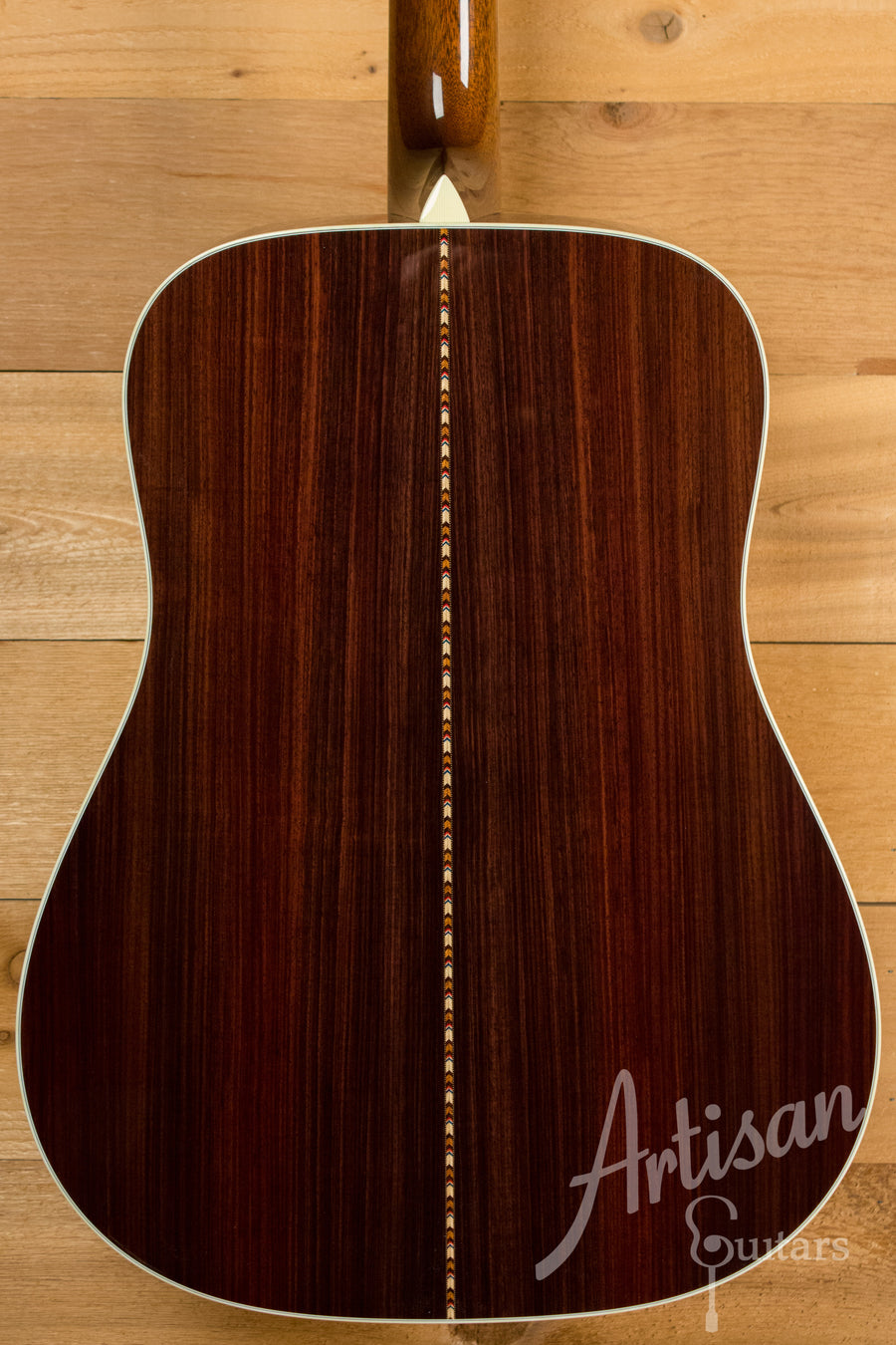 Collings D41 Sunburst Adirondack Spruce Top and Indian Rosewood Back and Sides ID-10970 - Artisan Guitars
