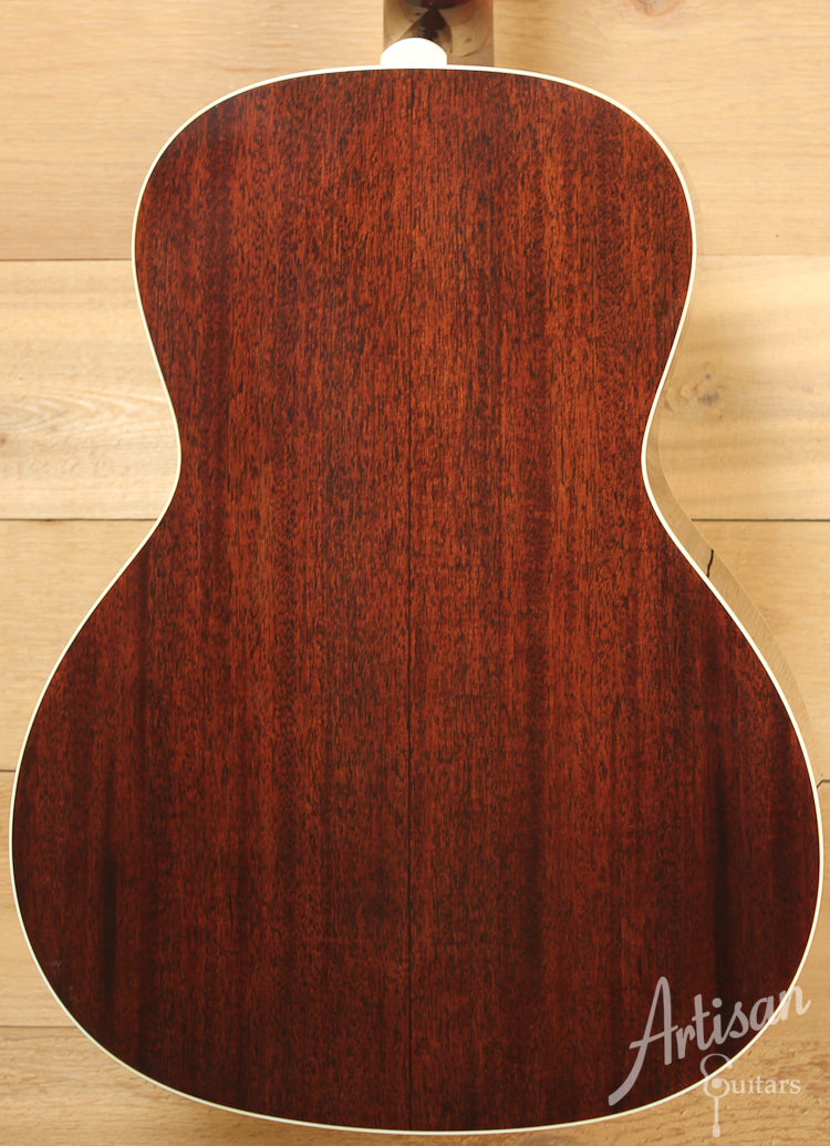 Collings C10 E Engelmann and Mahogany Short Scale with Custom Sunburst ID-7757