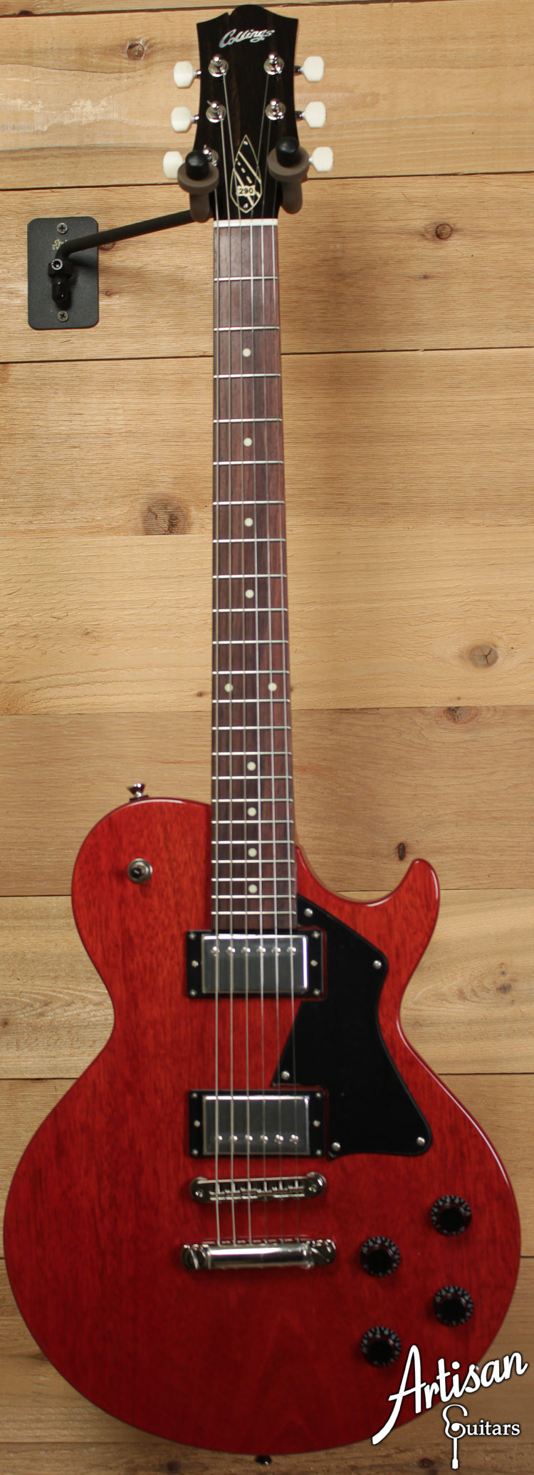 Collings 290 1959 Faded Crimson ID-6539 - Artisan Guitars