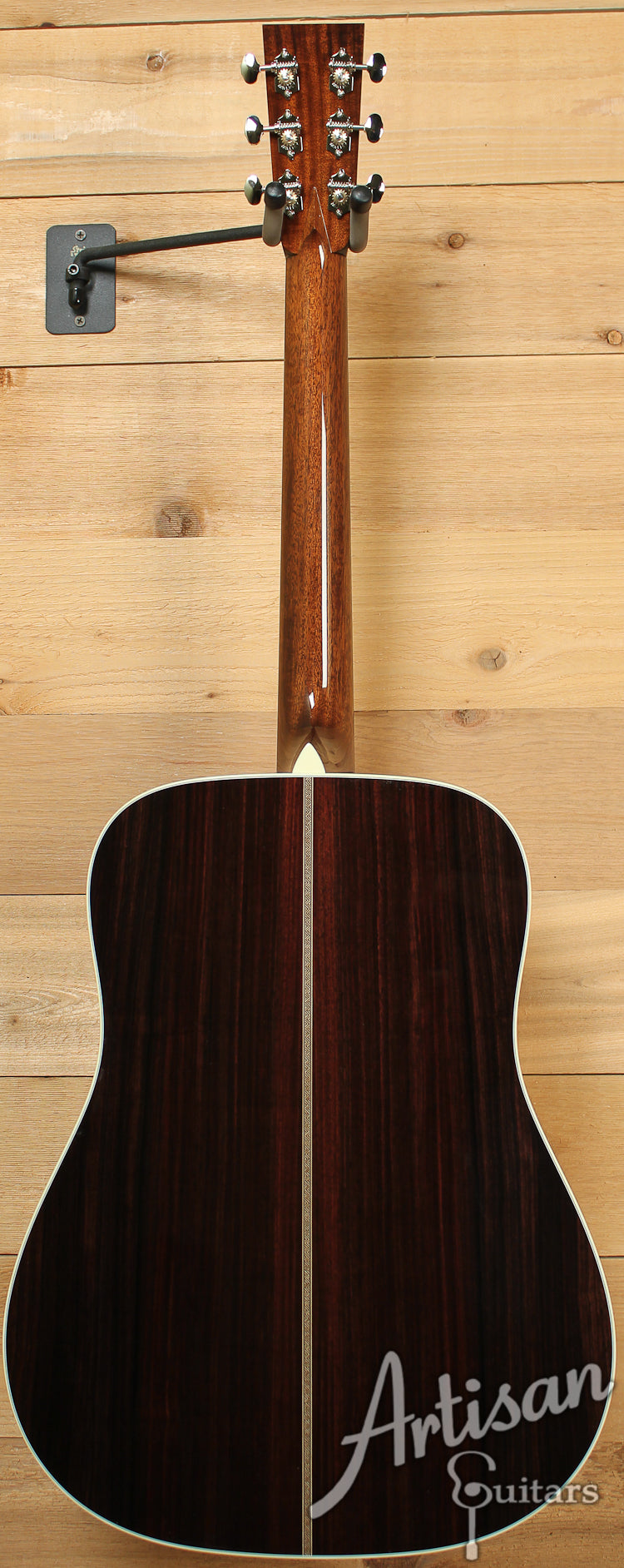 Pre Owned 2013 Collings D2H Herringbone Sitka Spruce and Indian Rosewood ID-7477