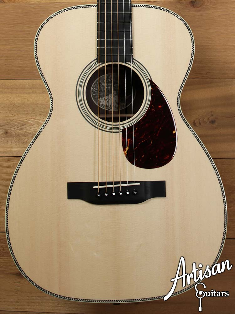 Collings 02HG German Spruce Top and Indian Rosewood Back and Sides ID-6333 - Artisan Guitars