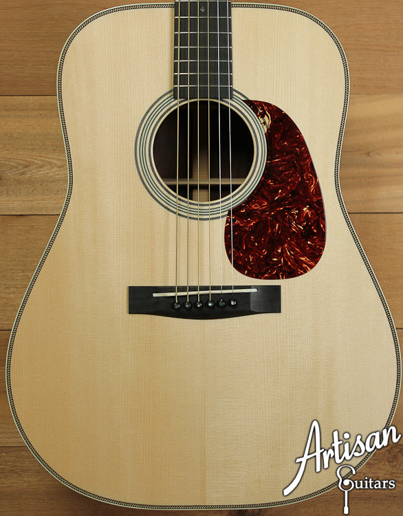 2012 Huss and Dalton TDR Custom Adirondack Spruce and Brazilian Rosewood ID-7034 - Artisan Guitars