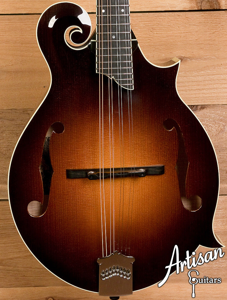 Collings MF5 Mandolin F-Style with Ivoroid Binding ID-6105 - Artisan Guitars