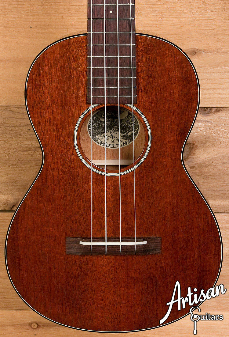 Collings Ukulele UT2 Tenor Mahogany ID-6119 - Artisan Guitars