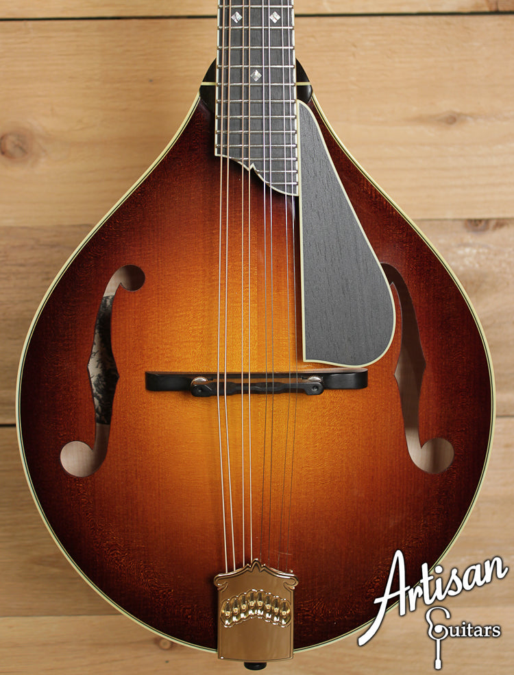 Collings MT2V A-Style Mandolin with Varnish Finish ID-6501