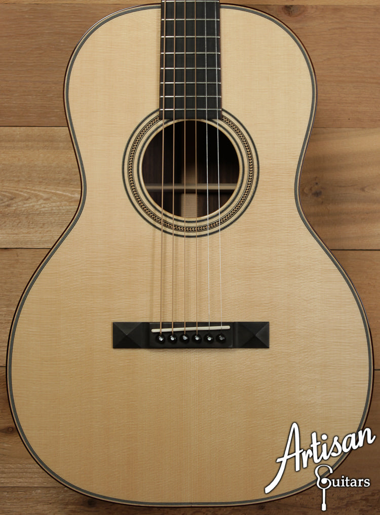 2010 Huss and Dalton 00SP Engelmann Spruce and Indian Rosewood ID-6531 - Artisan Guitars