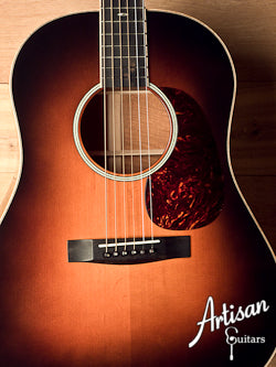 2010 Huss and Dalton DS Adirondack Spruce and Figured Mahogany ID-5651 - Artisan Guitars