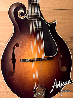 Collings MF Mandolin F-Style with Ivoroid Bound Pickguard ID-5481