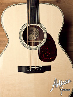 Collings OM2HG German Spruce and Indian Rosewood ID-5580