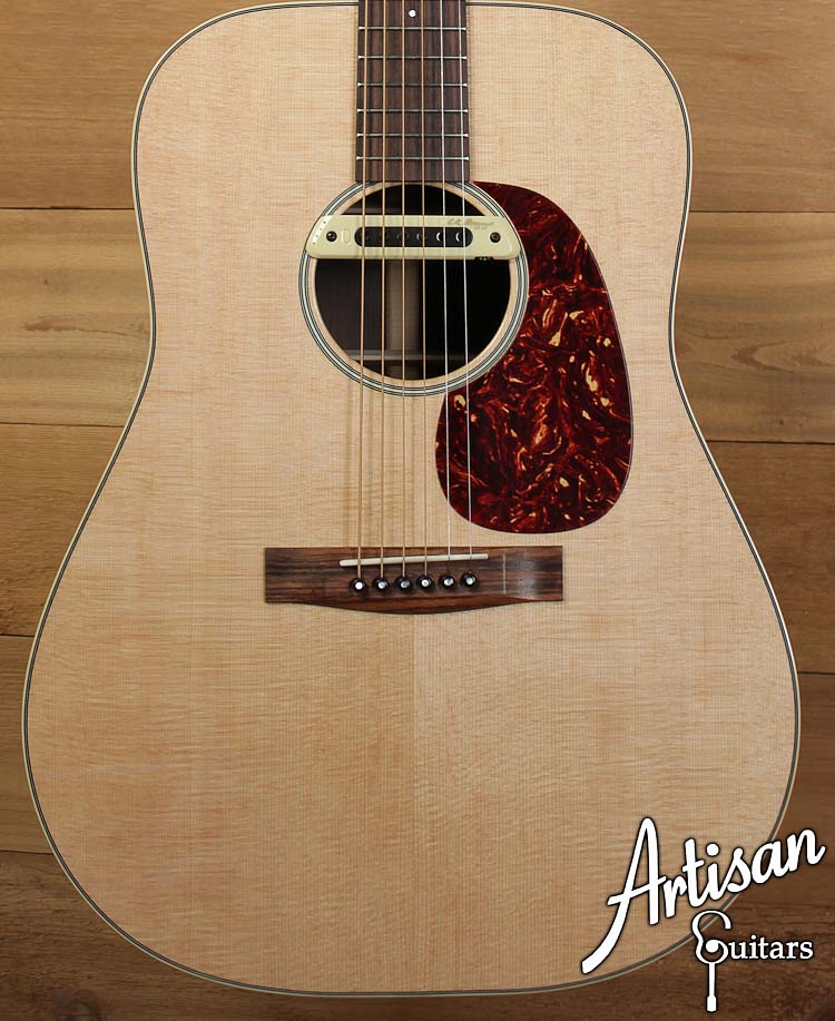 Huss and Dalton Road Edition - Ready for the road! ID-6330 - Artisan Guitars
