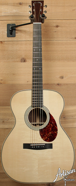 Pre-Owned Huss and Dalton TOM R Bearclaw Italian Alpine Spruce and Indian Rosewood ID-6583