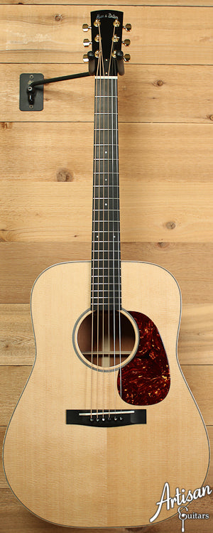 Huss and Dalton DM with Sitka Top and Mahogany Back and Sides ID-6810