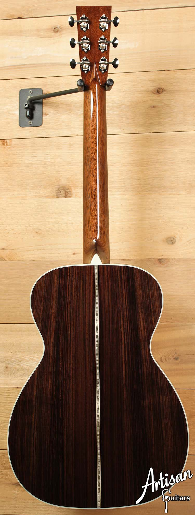 Collings 02HG German Spruce Top and Indian Rosewood Back and Sides ID-6333