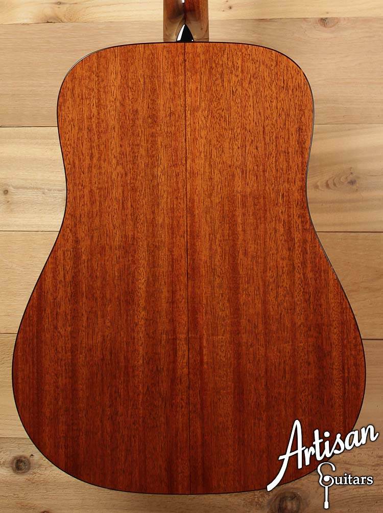 Collings D1A Adirondack and Mahogany with Adirondack Bracing ID-6370