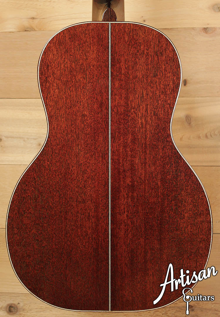 Huss and Dalton Model 0 Prototype 1 Engelmann Spruce and Mahogany ID-6420
