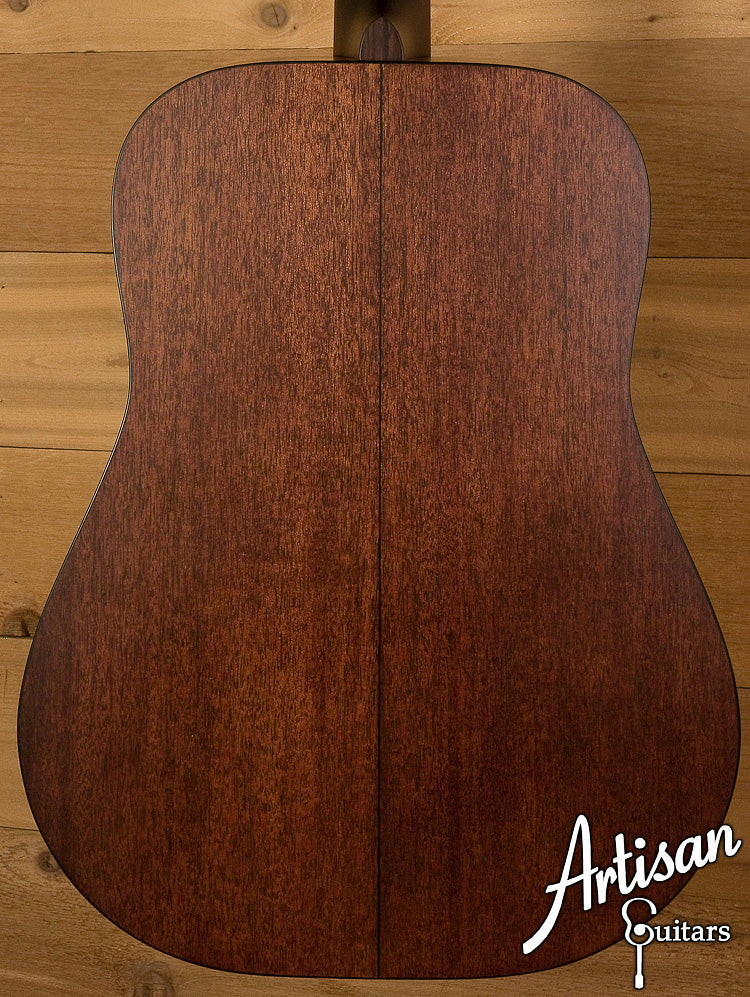 Huss and Dalton Road Edition Dreadnought Sitka Spruce and Mahogany ID-6134 - Artisan Guitars