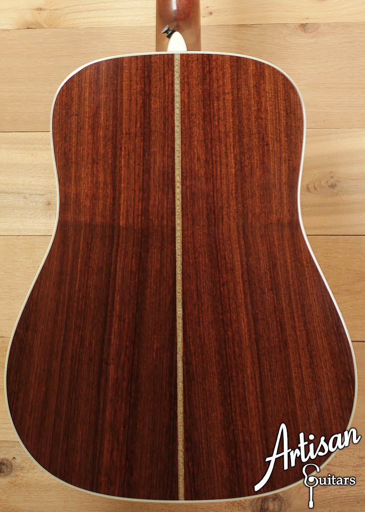 1998 Martin HD28VR Sitka and Indian Rosewood ID-6455 - Artisan Guitars