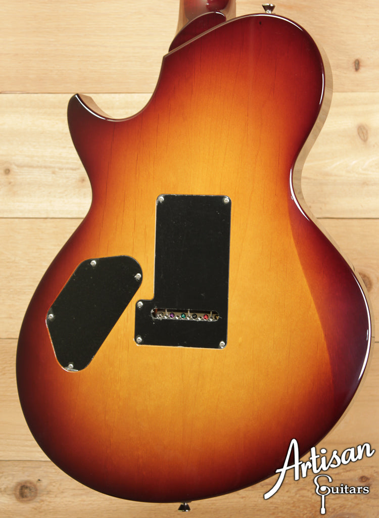Collings 360ST Electric Alder Tobacco Sunburst ID-6506 - Artisan Guitars