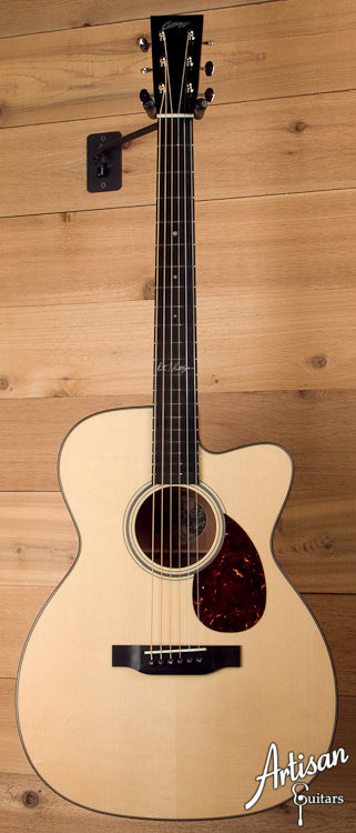 Collings Pete Huttlinger Signature Model OM1AC - Limited Edition #01 of 50 ID-5758 - Artisan Guitars