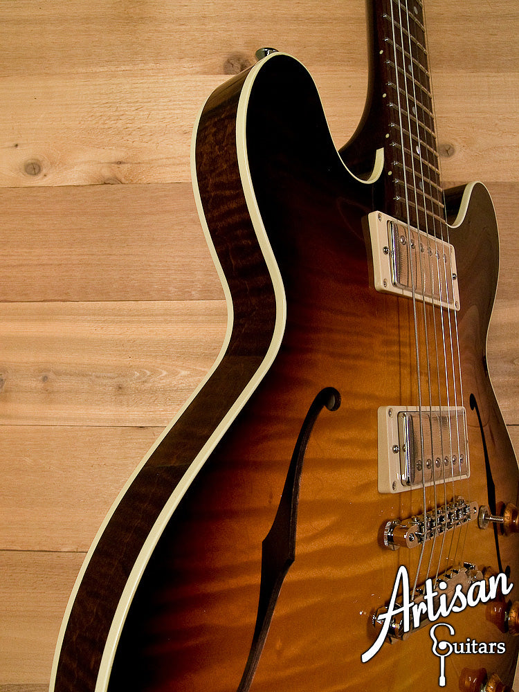 Collings I-35 LC Laminate Construction Tobacco Sunburst ID-6046 - Artisan Guitars