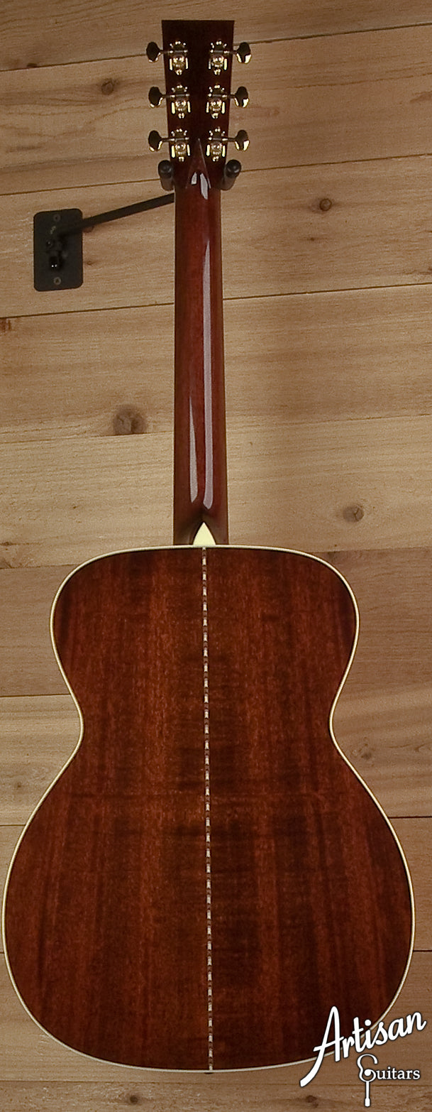 Collings Om3 Mh GSS Shortscale German Spruce and Mahogany ID-8483 - Artisan Guitars