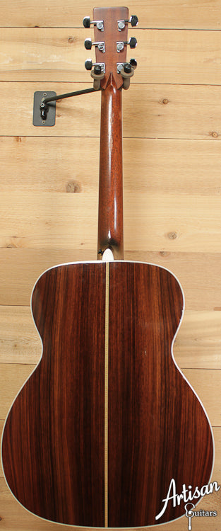 1993 Martin M 38 Sitka Spruce and East Indian Rosewood ID-6702 - Artisan Guitars
