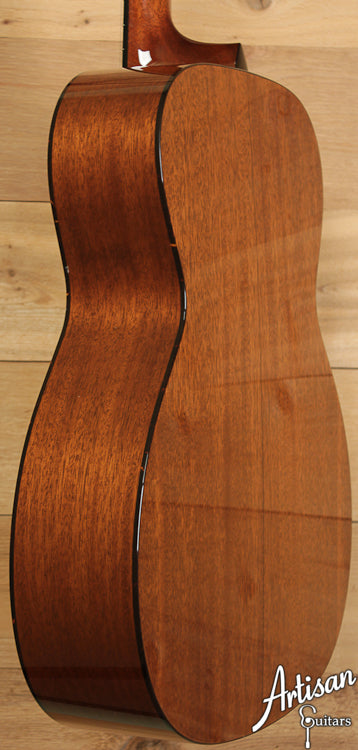Collings OM1 Sitka Spruce and Mahogany Short Scale ID-6714 - Artisan Guitars