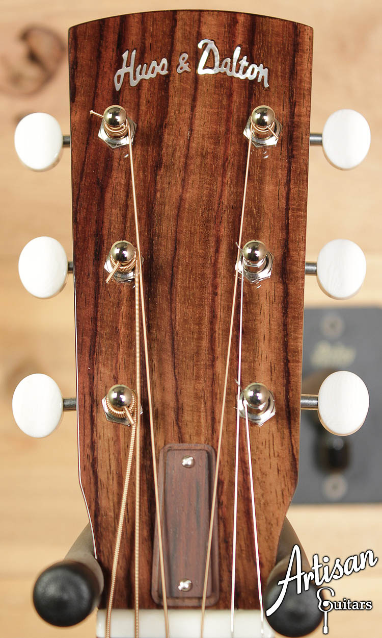 Huss and Dalton Model 0 Prototype 1 Engelmann Spruce and Mahogany ID-6420 - Artisan Guitars