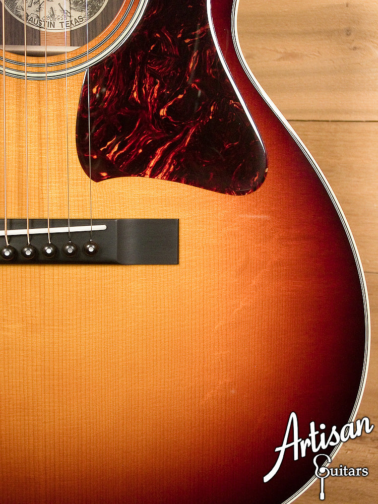 Collings C10 Dlx German Custom Sunburst ID-6248 - Artisan Guitars