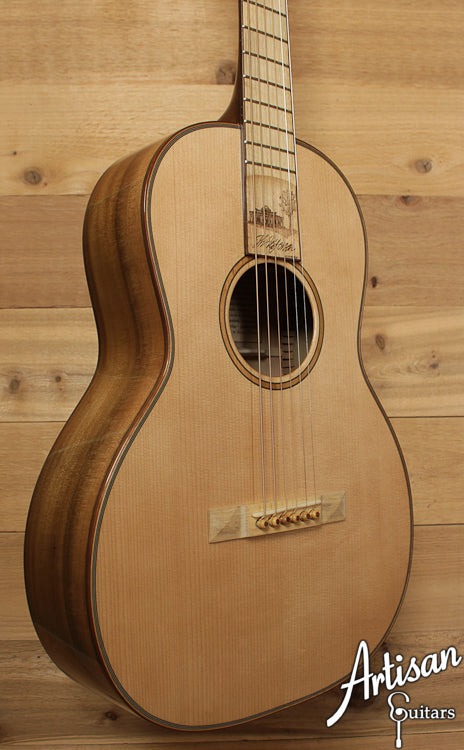 Huss and Dalton Monticello 00-SP ID-6576 - Artisan Guitars