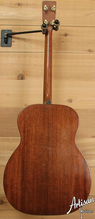 Vintage 1930 Martin 0 18t Tenor with Adirondack and Mahogany ID-6627 - Artisan Guitars