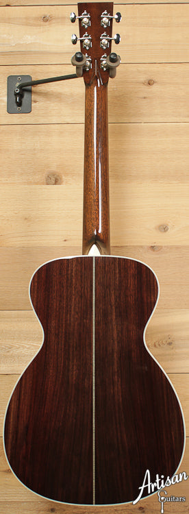 Collings Baby 2H Sitka Spruce and Indian Rosewood ID-6642 - Artisan Guitars