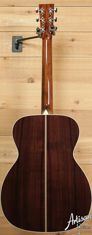 Pre Owned Collings OM2H SS Sitka Spruce and Indian Rosewood Short Scale ID-6719