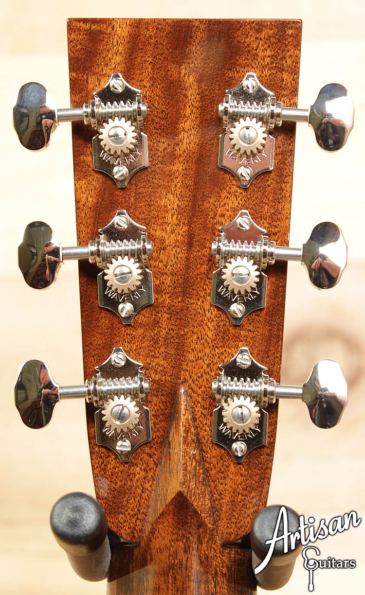 Collings Baby 2HG German Spuce and Indian Rosewood ID-6403