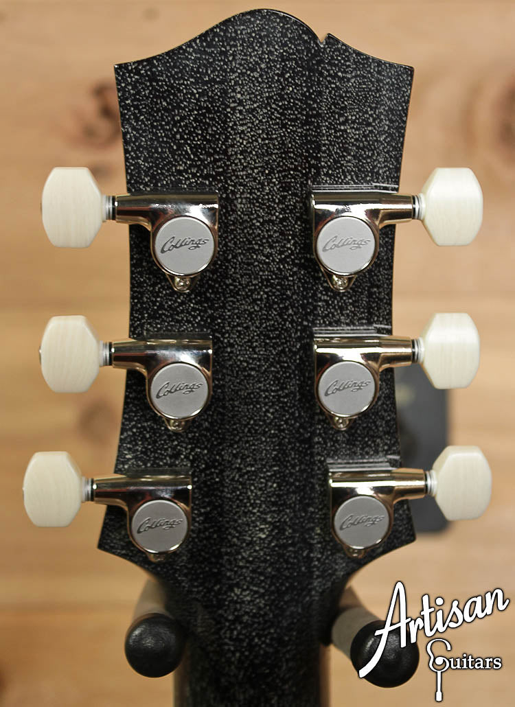 Collings City Limits Deluxe Mahogany Doghair Finish ID-6479 - Artisan Guitars