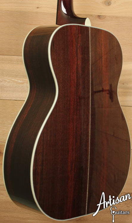 Huss and Dalton TOM-R Sitka and Indian Rosewood ID-6646