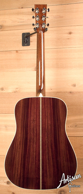 Collings D2HG German Spruce and Indian Rosewood ID-5746 - Artisan Guitars