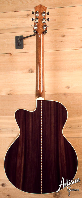 Collings SJ-G German Spruce and Indian Rosewood with Cutaway ID-5774 - Artisan Guitars