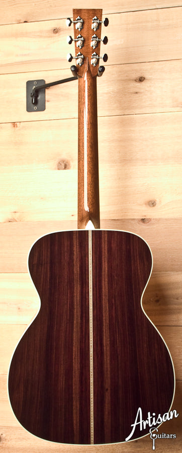 Collings OM2HG German Spruce and Indian Rosewood ID-5580 - Artisan Guitars