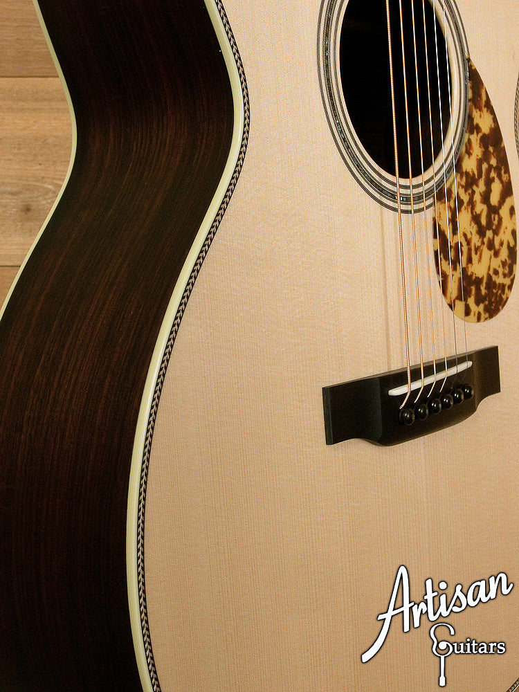 Collings OM3H German Rosewood Deep Body OM ID-6295