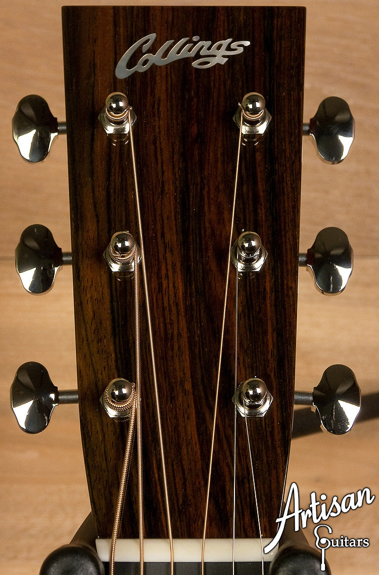 Collings 02H Sitka Spruce and Indian Rosewood ID-6162 - Artisan Guitars