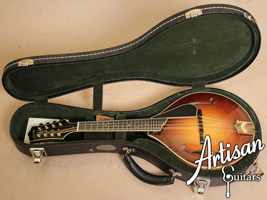 Collings MT2V A-Style Mandolin with Varnish Finish ID-6501 - Artisan Guitars