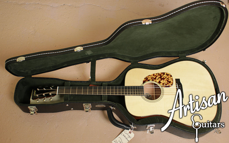 Collings CW Adirondack and Mahogany with Varnish Finish ID-6636