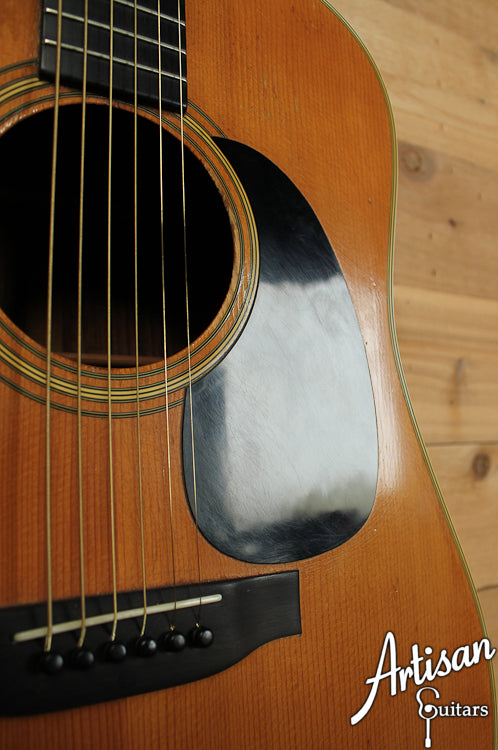 1970 Martin D 28 Sitka Spruce and Indian Rosewood ID-6812 - Artisan Guitars