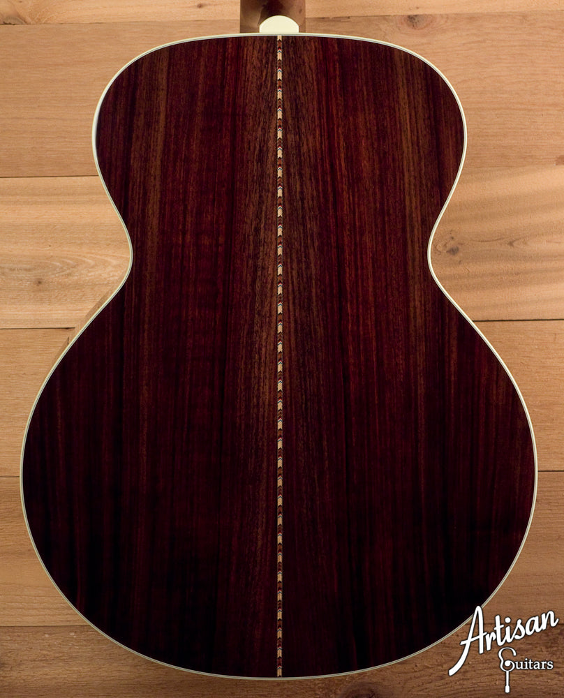 Collings SJ German Spruce and Indian Rosewood ID-5203 - Artisan Guitars