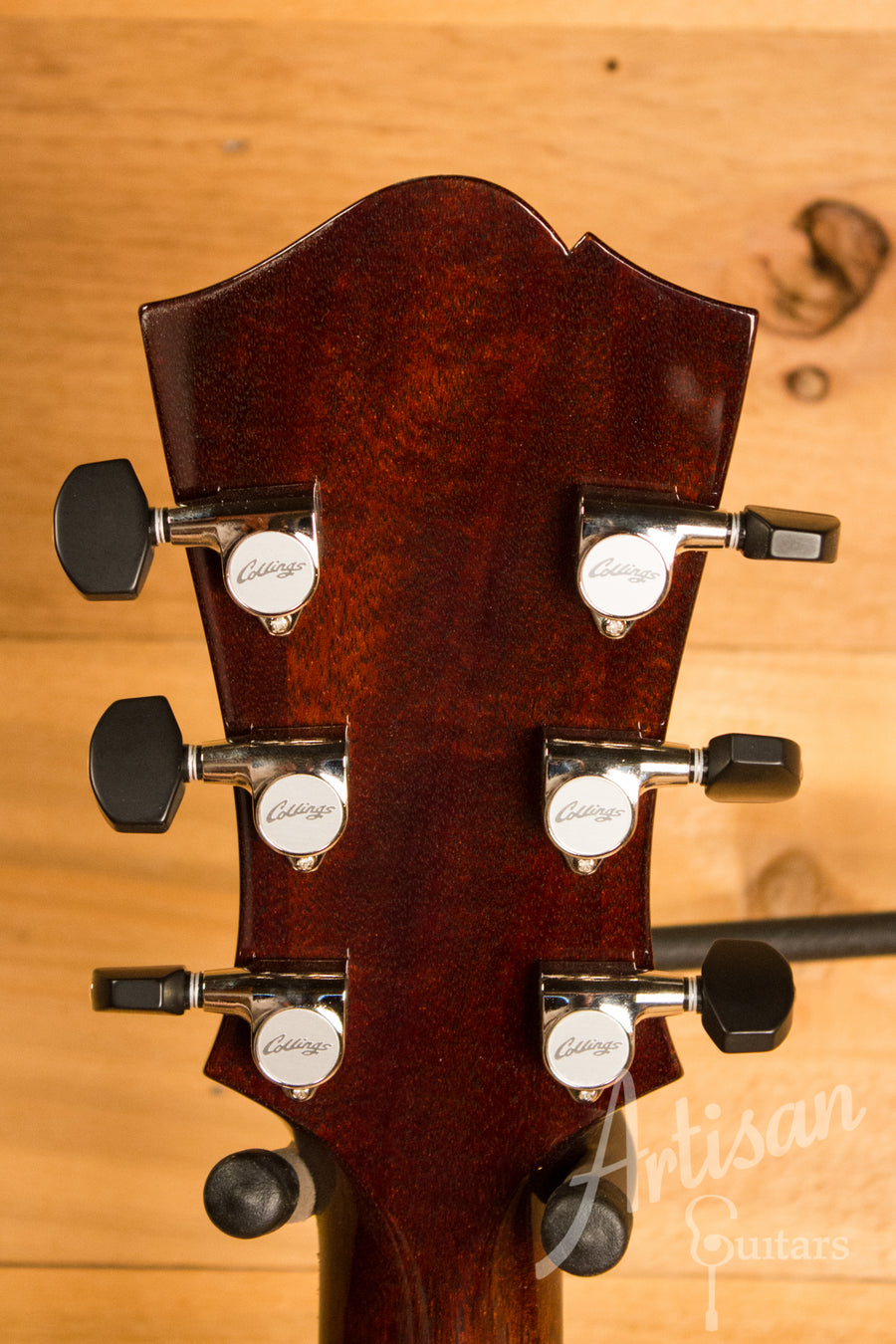 Collings Eastside Jazz LC Guitar Archtop with Tobacco Sunburst ID-10484
