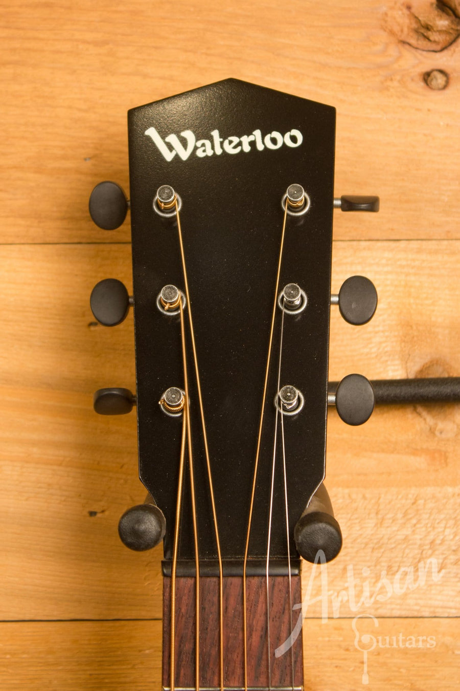 Waterloo WL-14X Guitar with Truss Rod Sunburst Finish and Small Neck Profile ID-10365 - Artisan Guitars