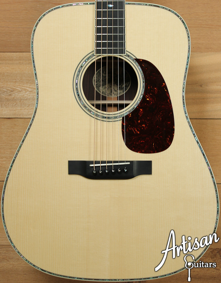 Collings D3A with Custom Adirondack Spruce Top and 41 Style Appointments ID-7174 - Artisan Guitars