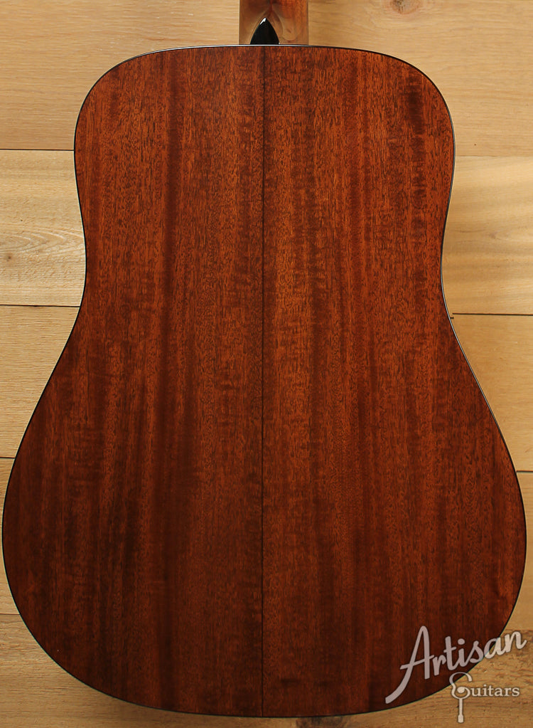 Collings D1 VN Sitka Spruce and Mahogany with Vintage Now Neck ID-7558 - Artisan Guitars